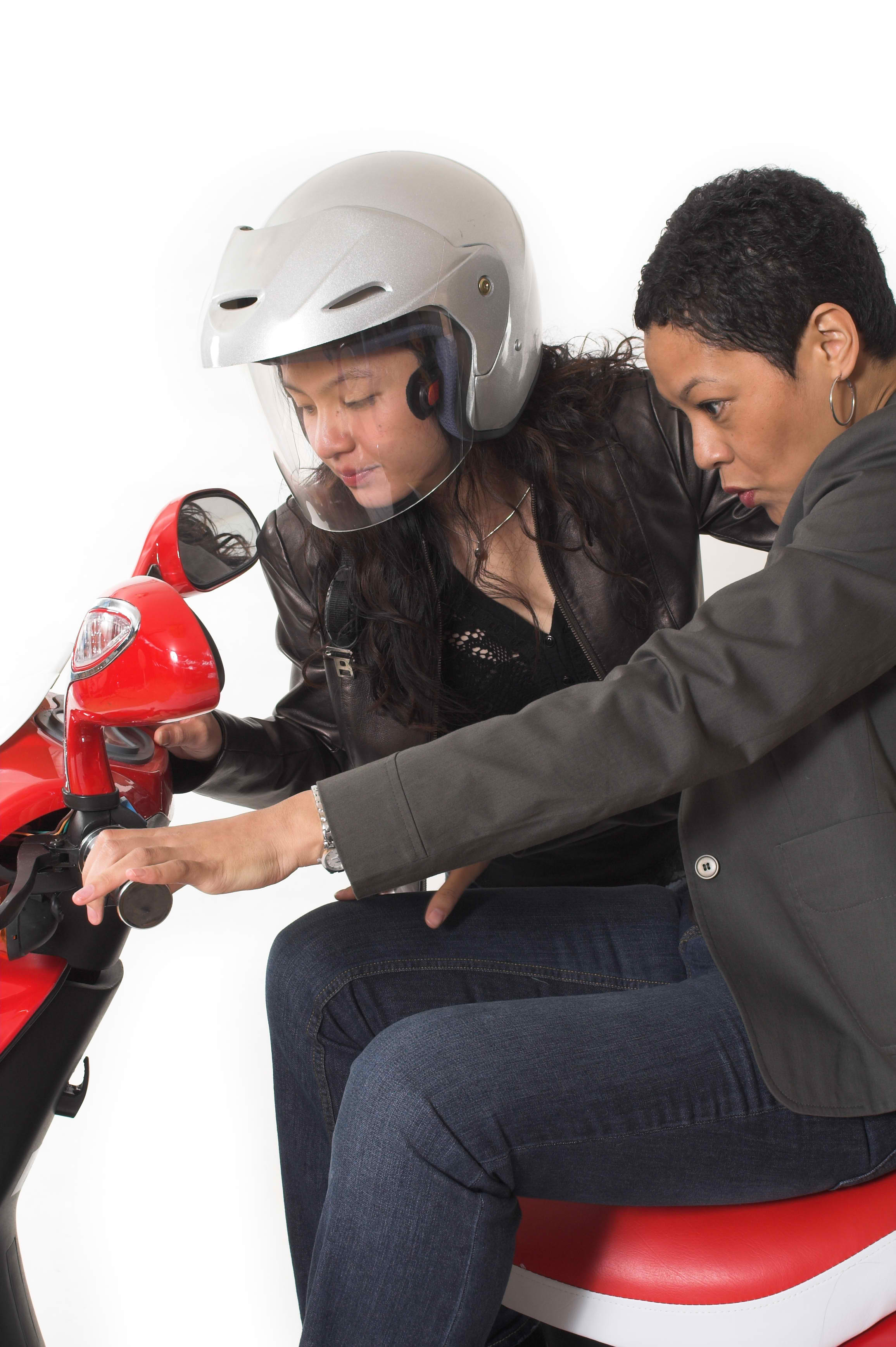 U.S. Motorcycle License Practice Tests