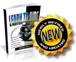 Learn to Ride a Motorcycle ebook