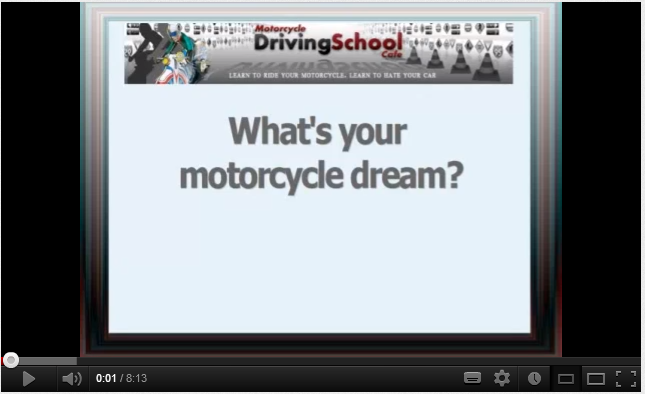 motorcycle license practice test