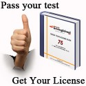 Motorcycle License Exam Study Guide